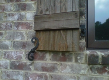 Exterior shutters pic1
